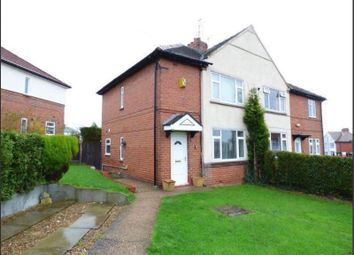 Thumbnail 3 bed semi-detached house for sale in Priory Estate, South Elmsall, Pontefract