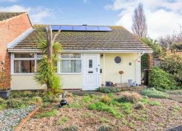 Thumbnail 2 bed semi-detached bungalow for sale in Glenside, Whitstable