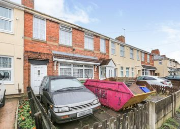 Thumbnail 3 bed terraced house for sale in Castlecroft Road, Bilston, West Midlands