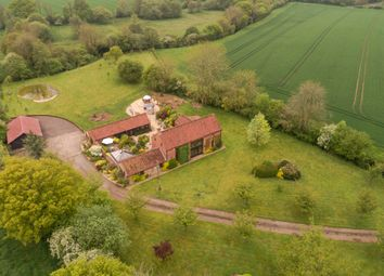 Thumbnail 5 bed barn conversion for sale in North Tuddenham, Norwich, Norfolk