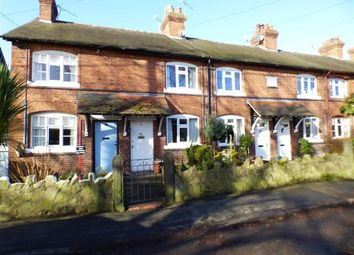 Thumbnail Terraced house for sale in Hassall Road, Sandbach