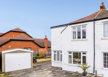 Thumbnail 5 bedroom semi-detached house for sale in Corbylands Road, Sidcup