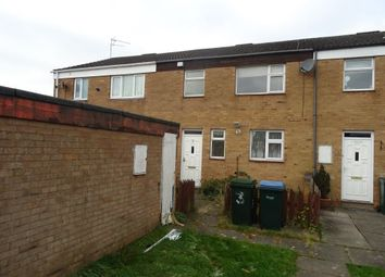 Thumbnail 3 bedroom terraced house to rent in Langwood Close, Canley