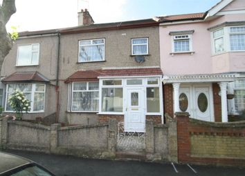 Thumbnail 3 bed terraced house for sale in Sandford Road, East Ham, London