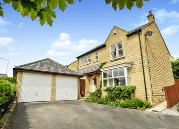 Thumbnail 4 bed detached house for sale in Roedhelm Road, East Morton, Keighley