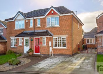 3 bed semi-detached house for sale in Grange Drive, Coppull, Chorley PR7