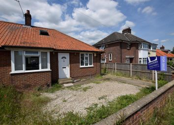 Thumbnail 3 bedroom semi-detached bungalow for sale in Jubilee Road, Sprowston, Norwich