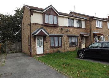 Thumbnail 2 bed end terrace house for sale in Patriot Close, Walsall, West Midlands