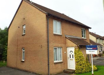 Thumbnail 2 bed semi-detached house for sale in Sheldon Drive, Wells