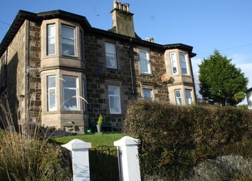 Thumbnail 2 bed flat for sale in 1 Inkerman Terrace, Rothesay, Isle Of Bute
