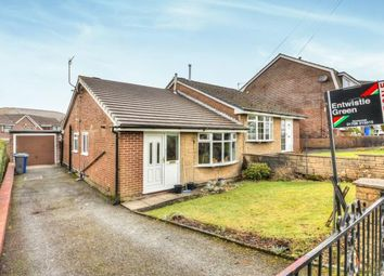 Thumbnail 2 bed bungalow for sale in Daffodil Close, Helmshore, Rossendale, Lancashire