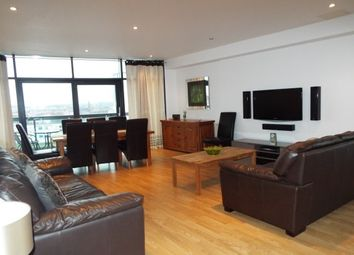 Thumbnail 2 bed flat to rent in Finnieston Street, Lancefield Quay