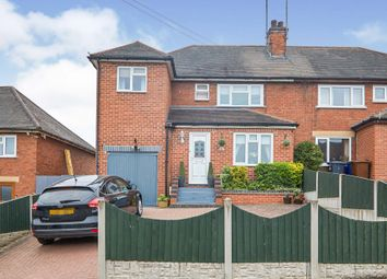Thumbnail 4 bed semi-detached house for sale in Holts Lane, Tutbury, Burton-On-Trent