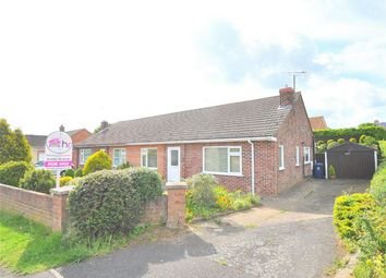 Thumbnail 3 bed semi-detached bungalow for sale in Desborough Road, Hartford, Huntingdon, Cambridgeshire