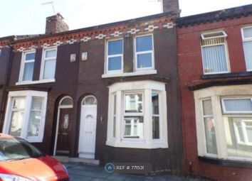 Thumbnail 2 bed terraced house to rent in Pansy Street, Liverpool