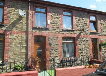 Thumbnail 2 bed terraced house for sale in Dyfodwg Street, Treorchy, Rhondda Cynon Taff.