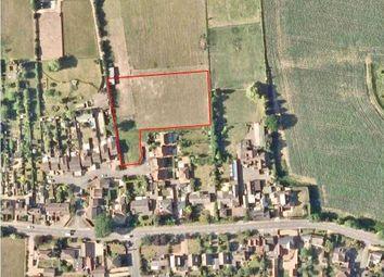 Thumbnail Land for sale in Walnut Close, Blunham, Bedford