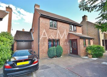 Thumbnail 5 bed detached house for sale in Peel Place, Clayhall, Ilford