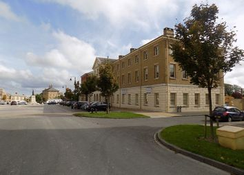 Thumbnail 2 bed flat for sale in Queen Mother Square, Poundbury, Dorchester