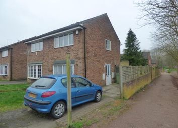 Thumbnail 2 bedroom semi-detached house for sale in Wallingford, Bradville, Milton Keynes