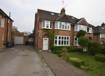 Thumbnail 5 bed property for sale in Wolstonbury, London