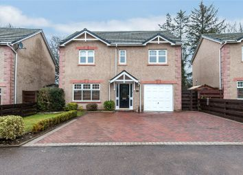 Thumbnail 4 bed detached house to rent in 47 Kirkburn, Laurencekirk