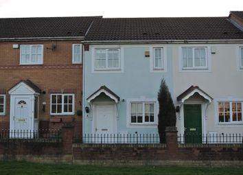 Thumbnail 2 bed terraced house for sale in Farriers Green, Lawley Bank, Telford, Shropshire.