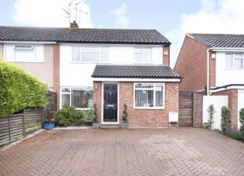 3 bed semi-detached house for sale in Spring Crofts, Bushey, Hertfordshire WD23