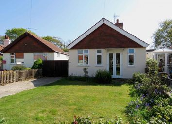 Thumbnail 2 bed detached bungalow for sale in North Crescent, Hayling Island