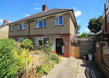 4 bed semi-detached house for sale in Worsley Road, Frimley, Camberley GU16