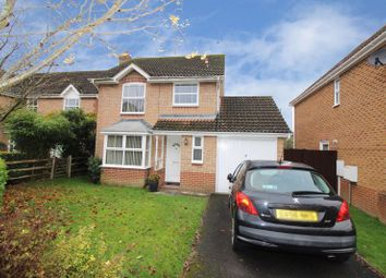Thumbnail 3 bed detached house for sale in Newman Close, Maidenbower, Crawley