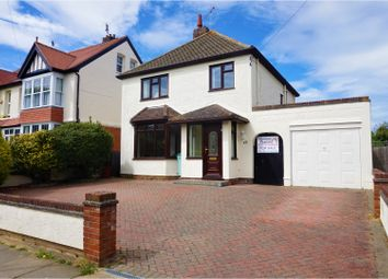 Thumbnail 3 bed detached house for sale in Hadleigh Road Frinton On Sea, Frinton On Sea