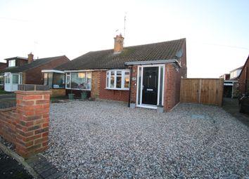 Thumbnail 2 bed semi-detached bungalow for sale in Westbury, Ashingdon, Rochford