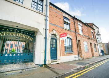 Thumbnail 2 bed terraced house for sale in Clare Street, Northampton, Northamptonshire