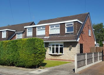 Thumbnail 3 bed semi-detached house for sale in Jasmine Close, Moreton, Wirral