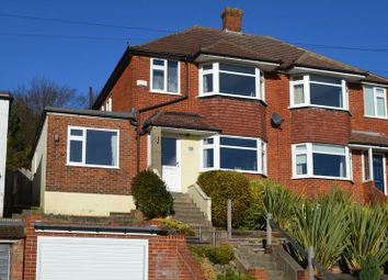 Thumbnail 4 bed semi-detached house for sale in Hyde Road, Sanderstead, Surrey