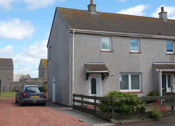 Thumbnail 2 bed end terrace house for sale in 13 Myrton Crescent, Port William, Newton Stewart