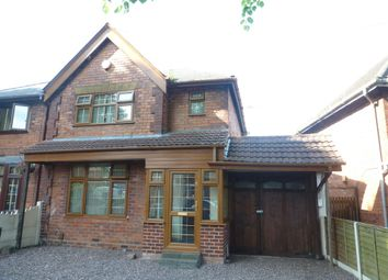 Thumbnail 3 bedroom semi-detached house for sale in Stag Hill Road, Walsall