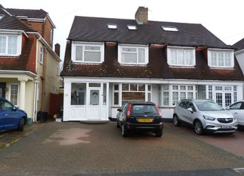 Thumbnail 4 bed semi-detached house for sale in Marlands Road, Clayhall