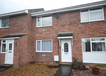 Thumbnail 2 bed terraced house to rent in Canworth Way, Bridgwater