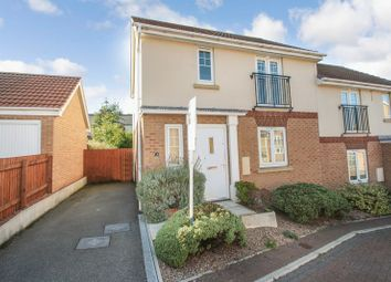 Thumbnail 2 bed semi-detached house for sale in Brotherton Court, Knottingley