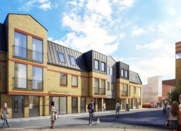 Thumbnail 1 bed flat for sale in Albion Place, Hammersmith