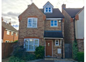 Thumbnail 4 bed detached house for sale in Fordham Courtyard, Stotfold