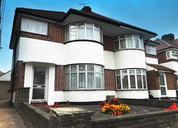 Thumbnail 3 bed semi-detached house for sale in St Edmunds Drive, Stanmore, Stanmore