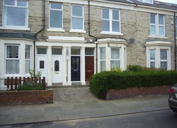 Thumbnail 3 bed maisonette to rent in Park Crescent, North Shields