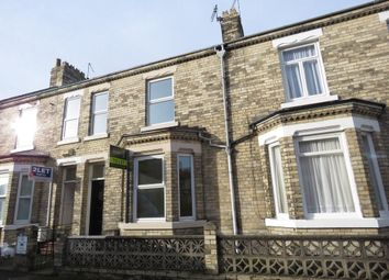 Thumbnail 4 bed terraced house to rent in Harcourt Street, York