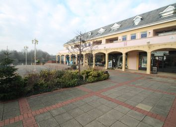 Thumbnail 2 bed flat for sale in Lakeside, Watermead, Aylesbury