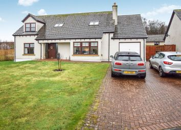 Thumbnail 4 bed detached house for sale in Raeburn Common, Lanark