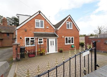 Thumbnail 3 bed detached house for sale in Droitwich Road, Torton, Kidderminster, Worcestershire