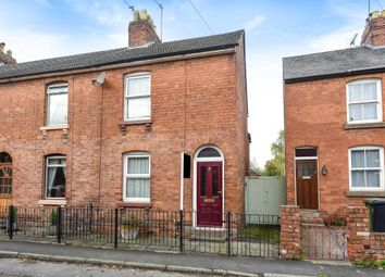 Thumbnail 2 bed terraced house for sale in Hereford, City